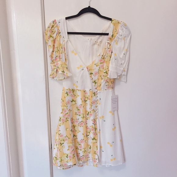 NWT Cake Time Blouse Lil Lemons by For Love and Lemons